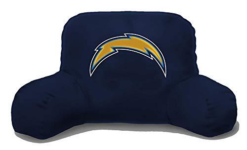Nfl Bedrest Pillow - Northwest NFL Los Angeles Chargers Bed Rest Pillow
