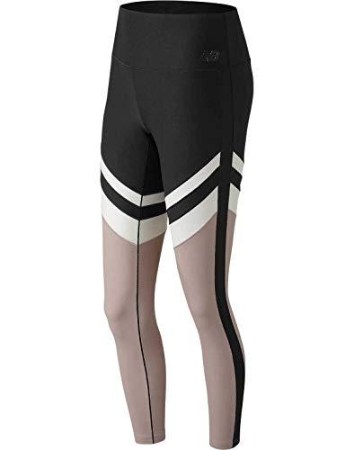c0a4a64bdd0e3 New Balance Women's Revitalize Tights (XL, Pink/Black) by New Balance (