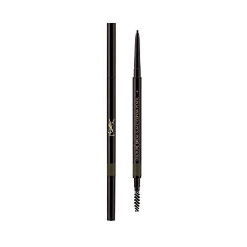 - Yves Saint Laurent YSL Couture Brow Slim 0.05 g #Burn Granite 04 - Eyebrow Pencil