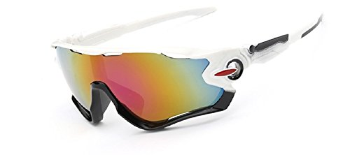 Embryform Sports Sunglasses For Cycling Running Fishing Golf - Sunglasses Running Review