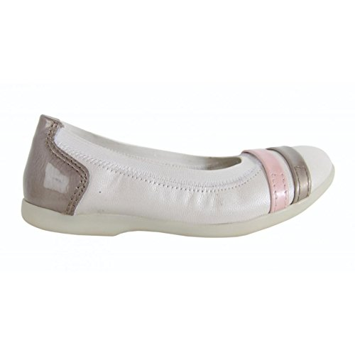 Ballerines Blanc Amberi 351965 Fille Casse 30 Pour Kickers 8BYdAWq8