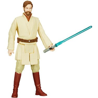 Collector Wan Series Obi (Star Wars Episode III Obi Wan Kenobi)
