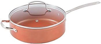 NuWave 4-Quart Duralon Non-Stick Everyday Pan with Lid