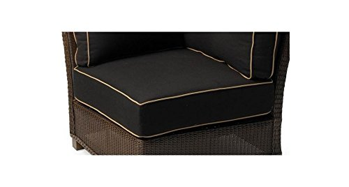 Hamptons Corner Sectional Seat Cushion (Canvas Spa) price