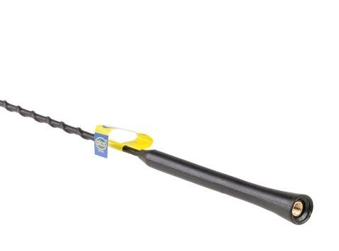 FORA antenna per auto vera antenna di ricambio di qualit/à radio AM//FM bee sting vite del montante nel tipo 55cm formato L