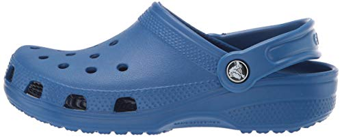 Crocs Kids' Classic Clog, blue jean, 6 M US Toddler by Crocs (Image #5)