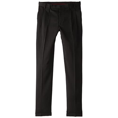 d6229b2899 delicate IZOD Men's Big/Tall Pleated Traveler Dress Pant ...
