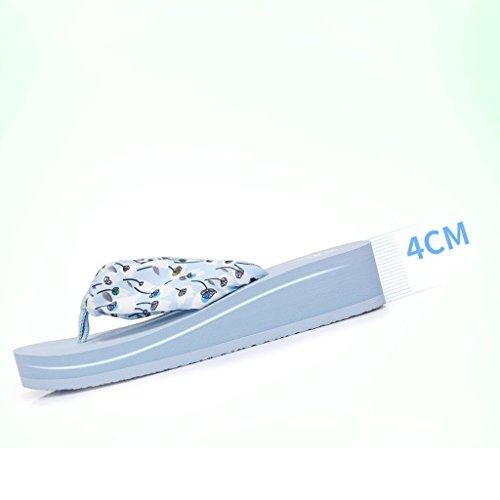 Sportive Estate Abbigliamento Scarpe Moda dimensioni Pantofole 5 4 Sandali Donna FUfwxpqd