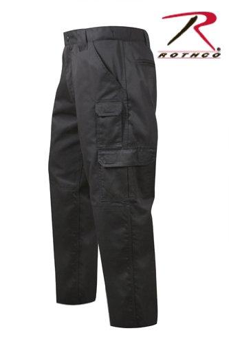 Rothco Tactical Duty Pants, Black - 34 476534