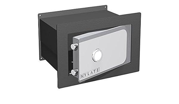 Fac - Caja Fuerte Empotrar Llave Kyl 102-Ll: Amazon.es: Bricolaje y herramientas