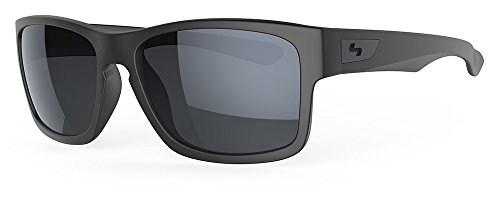Sundog Eyewear Ellwood 52 Sunglasses With Trueblue Lenses, Matte - Sundog Sunglasses