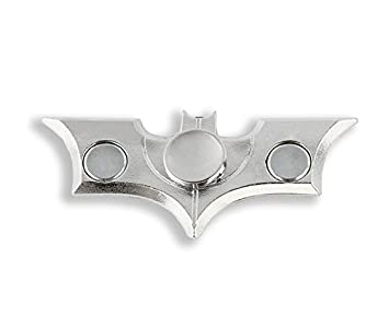 BATMAN Hand Spinner Fidget Toy WINGS UP High Speed 2 Sided