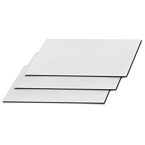 "Magnetic Register Covers (8.5"" x 15 "" Extra Magnetic Floor Vent Covers (3-Pack) Double Thick Magnet For Floor Air Registers - For RV, Home HVAC, AC And Furnace Vents (Not For Ceiling Vents))"