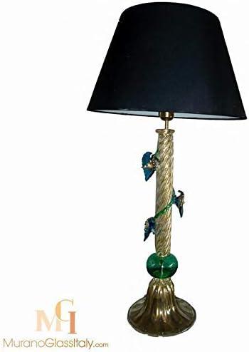 Lámpara de diseño italiano, 1 luz, 80 cm de alto, fabricada en ...