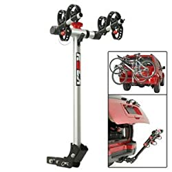 Rola 59400 Tx Hitch Mount 2-bike Carrier With Tilt & Security