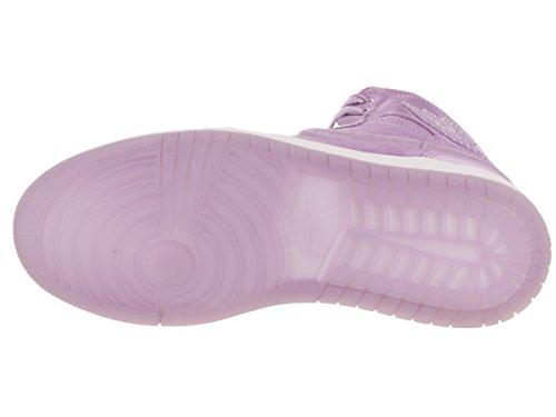 Jordan Women's WMNS Air 1 Ret High Soh Fitness Shoes Multicolour (Orchid Mist/White-me 550) ZNGozF5