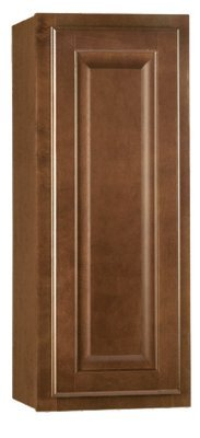 Rsi Home Products Sales CBKW1230-COG Cafe Finish Assembled Wall Cabinet, 12'' by 30'' by 12''