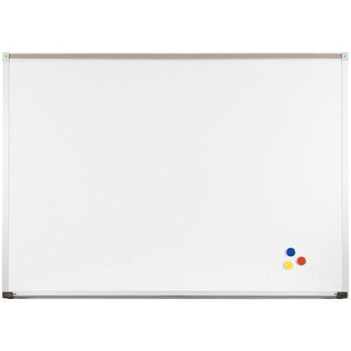 - Best-Rite Classroom Deluxe Porcelain Steel Dry Erase Markerboard, 4x8 Magnetic Markerboard - Aluminum Trim (202AH-25)