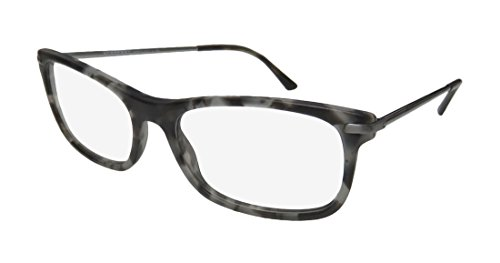 Burberry Eyeglasses BE 2195 3534 Matte Grey Havana - Eyeglasses Womens Burberry