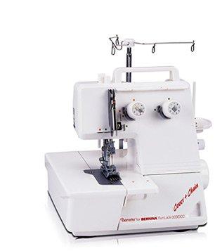 Bernina Máquina de coser Cover Lock FUN Lock 009 DCC