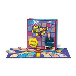 Can You Beat Ken? Board Game (Party City Utah)