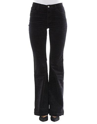 Femme Jeans Noir 23021T635J3 JBrand Coton 7dFCvFnZ