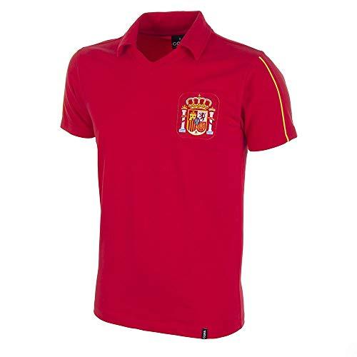 Copa Football – Camiseta Retro España años 1980