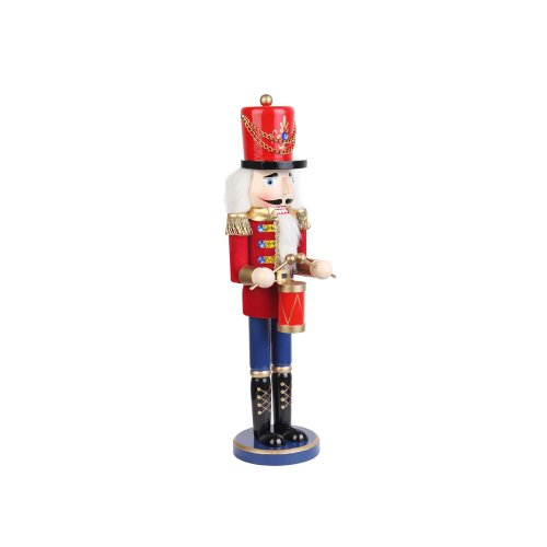 Jeco Inc. 18 Inch Red Nutcracker Drummer Soldier by Jeco Inc. (Image #2)