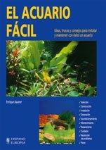 El acuario facil / The easier aquarium (Spanish Edition)
