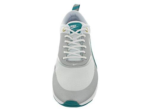 Nike Thea Grn Mtllc drk Max Slvr Pour Femme C white Baskets trb Air qxEqOrTU