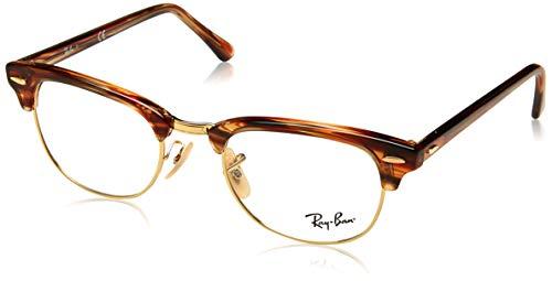 Eyeglasses Ray-Ban Optical RX 5154 5751 BROWN/BEIGE ()