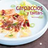 img - for Carpaccios y tartars book / textbook / text book