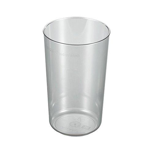 ESGE 2073938 Shaker Mixeur Plongeant + Couvercle 7 x 7 x 35 cm