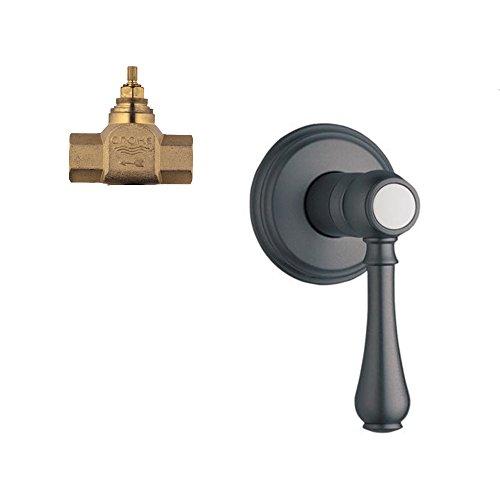 - Grohe K19837-29274R-ZB0 Geneva Volume Control Kit, Oil Rubbed Bronze