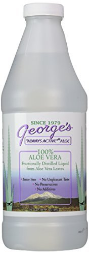 Georges Aloe Vera Drink, 32 Ounce