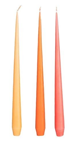 Sophie Conran BLOSSOM TAPERED CANDLES - TWELVE CANDLES