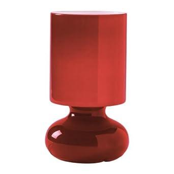 Ikea Tischleuchte Lykta 24 5cm Rot
