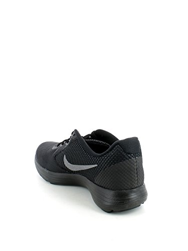 Nike Revolution 3, Scarpe da Ginnastica Uomo Nero