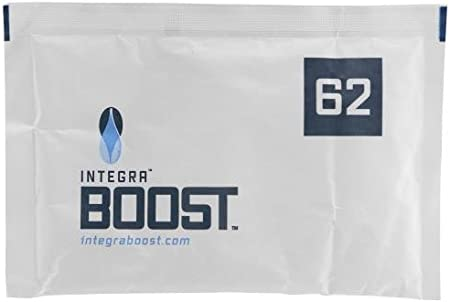 Integra Boost 4g Gram Humidity Control Packs 62/% Includes Free Legalize Tomatoes Sticker 200 Count