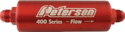 Peterson Fluid Systems 09-0452 12AN Oil Filter by Peterson Fluid Systems