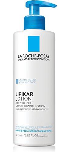 Repair Moisturizing Body Lotion (La Roche-Posay Lipikar Body Lotion for Normal to Dry Skin Daily Repair Moisturizing Lotion with Shea Butter and Glycerin, 13.52 Fl. Oz.)