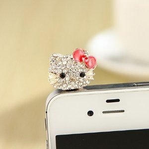 iphone jewelry plug - 3