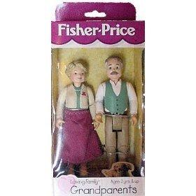 Loving Family Fisher Price Dollhouse Grandparents