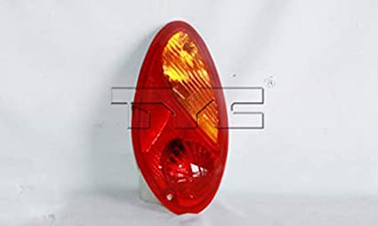 NSF Certified Driver Left Reflector Assembly TYC for Toyota Yaris 2012-2014