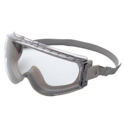 Bulldog Frosted Frame Clear Lens Safety Glasses ANSI Z87.1-2003 by Bulldog B004OZ6JN4