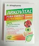 ARKOVITAL PURA ENERGIA COMPLEX 30 COMP