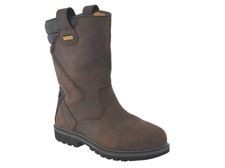 94b6b9cd43b Advanced DeWalt Classic Design Rigger Boots --: Amazon.co.uk: DIY ...
