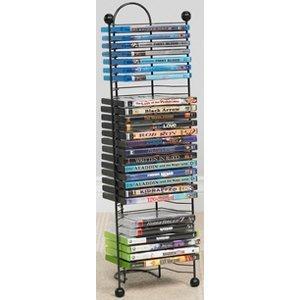 dvd rack holder - 5