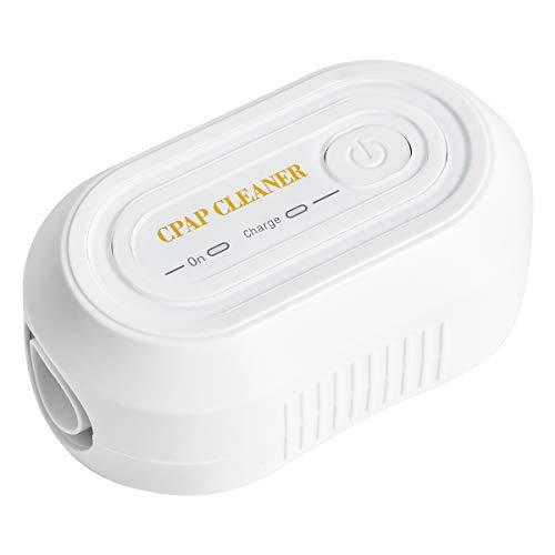YYinno CPAP Cleaner - CPAP Supplies Portable Mini CPAP Cleaner Disinfector - CPAP Ozone for CPAP Mask,Air Tubes,Machine Tube Respirator