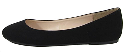 Product image of City Classified Women's Thesis Classic Round Toe Ballet Flats